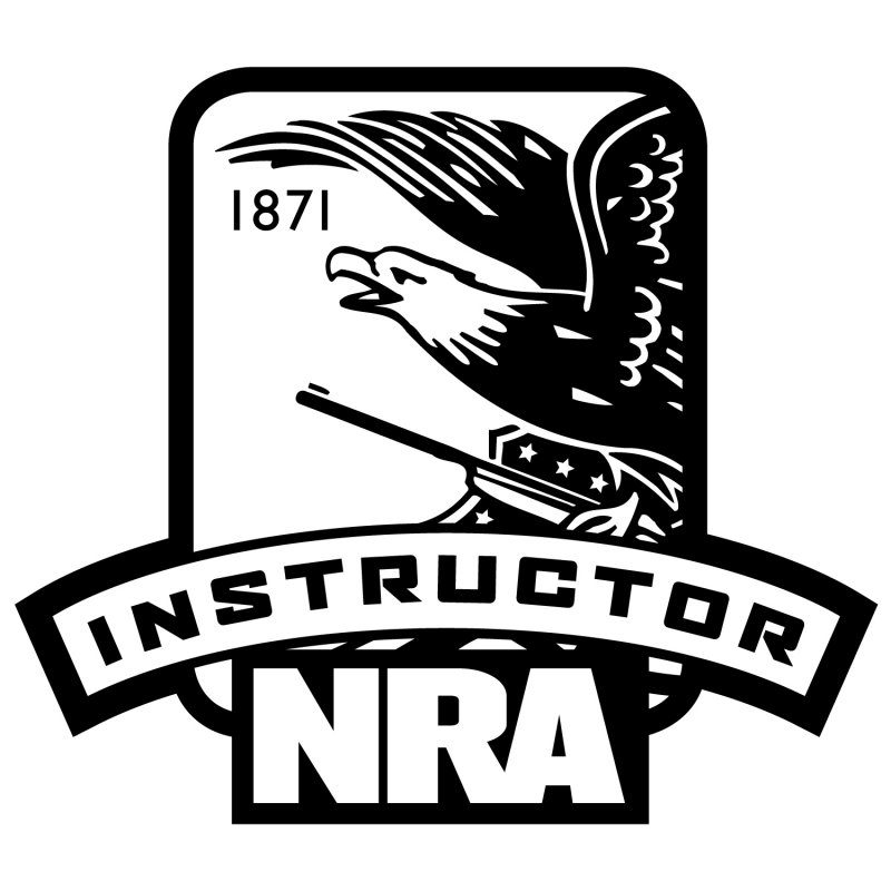 NRA Training Logo Suite-INST-BW